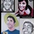 Portrait/caricature