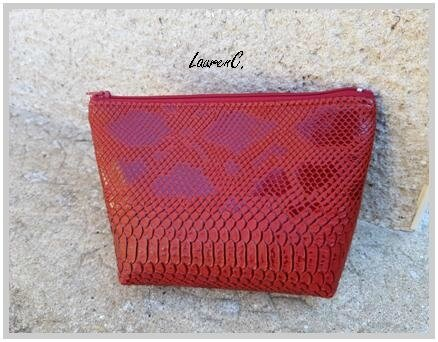 TROUSSE SIMILI DRAGON ROUGE RABAT SOS