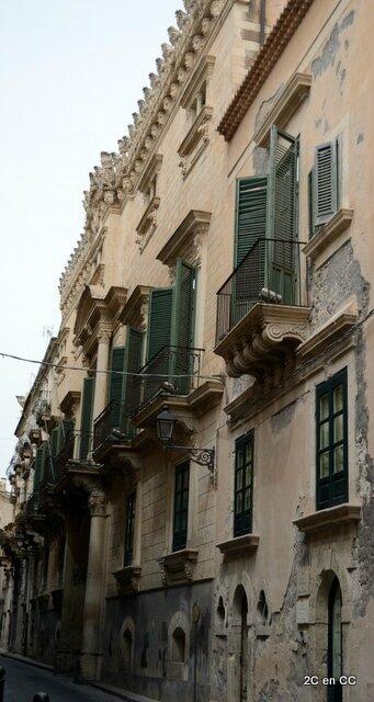Palazzo Impellizeri - Ortigia - Syracuse - Sicile