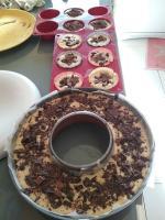 Gâteau aux oranges confites maison et au chocolat 132