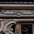 La belle porte de St-Martin fragment 1
