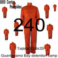 Une exposition sur Guantanamo au Centre Pompidou cet automne.