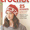 25 bonnets