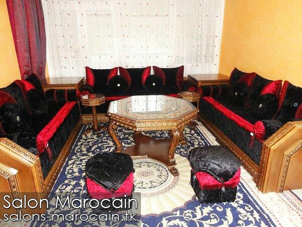 salon marocain nouveau mod le 2014 salon marocain. Black Bedroom Furniture Sets. Home Design Ideas
