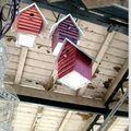 Maisons d'oiseaux toujours...