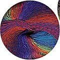 Defi pull crochet - etape 5
