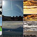 Petit coin de ciel du lundi 02 octobre : mosaïque de nos ciels
