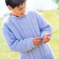 J'ai ressorti mes aiguilles à tricoter