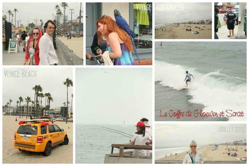 Promenade à Venice Beach