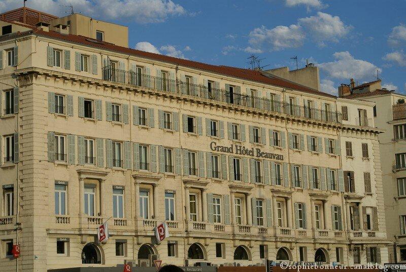 Vieux Port hôtel