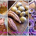 Invisible aux 2 patates, épices indiennes