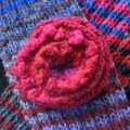 Rose Noro 2 en Kureyon (Noro)