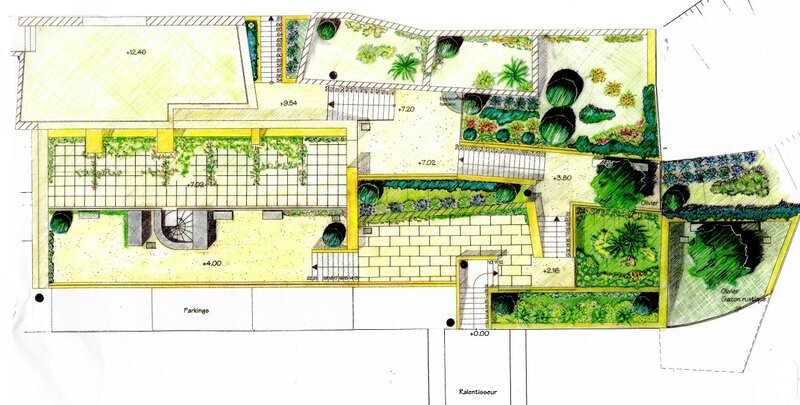 Jardin Laudun