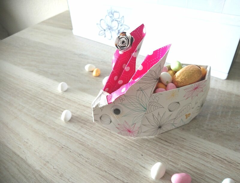 Michelle Avril origami bis