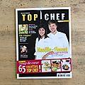 Ma revue de presse culinaire française pour mai - juin 2013 (+ vidéo)