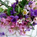 Un jour , un bouquet.