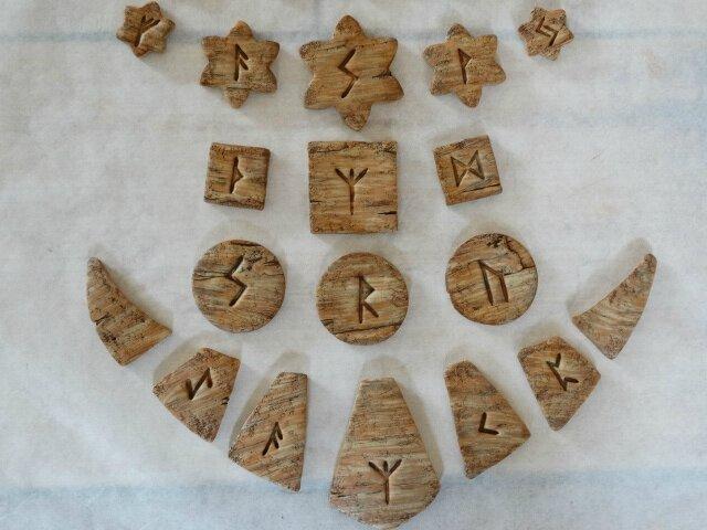 runes bois flotté 004