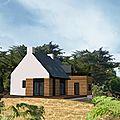 Rénovation et extension maison w - ile aux moines