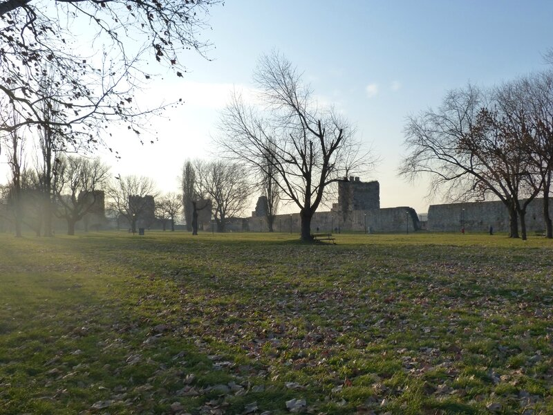 Smederevo, Forteresse, Enceinte de la grande ville