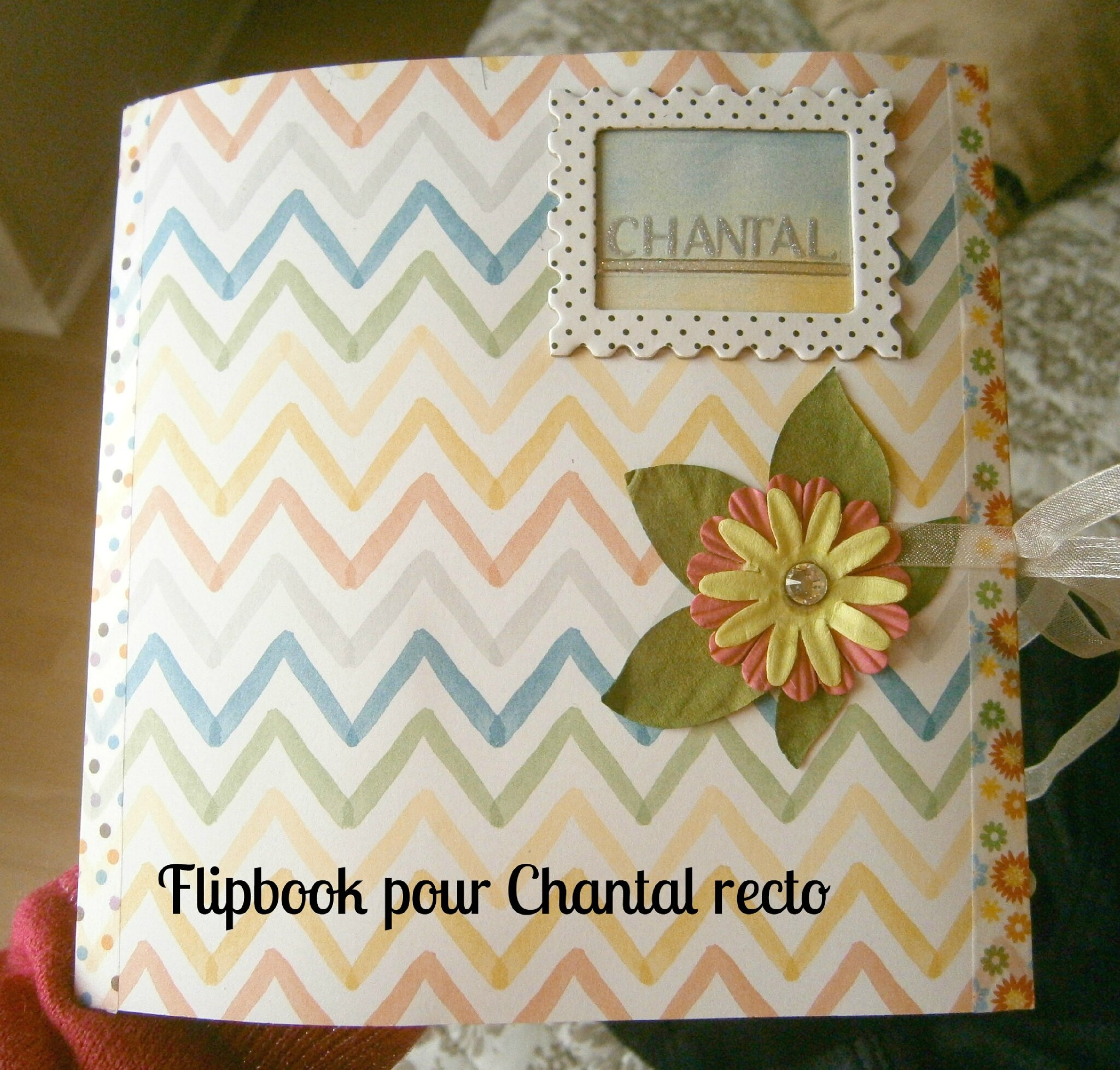 1 Flipbook pour Chantal