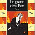 Le grand dieu pan, d'arthur machen