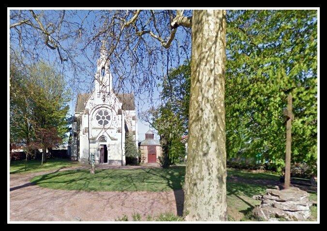 Villedieu-la-Blouère chapelle 4