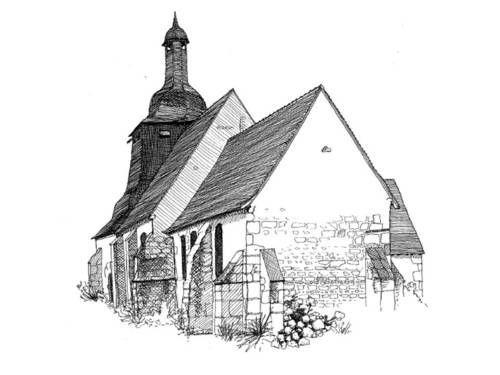 eglise d'Epineuil