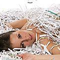 La femme de papier, françoise rey