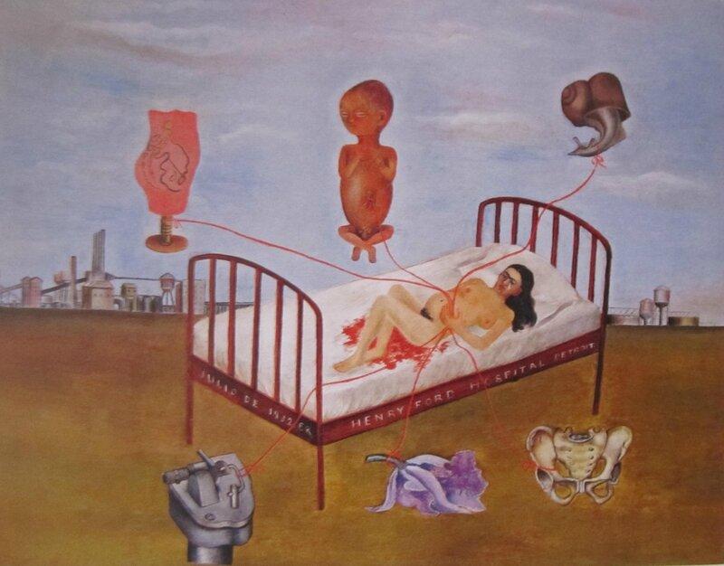 Frida Khalo 1932