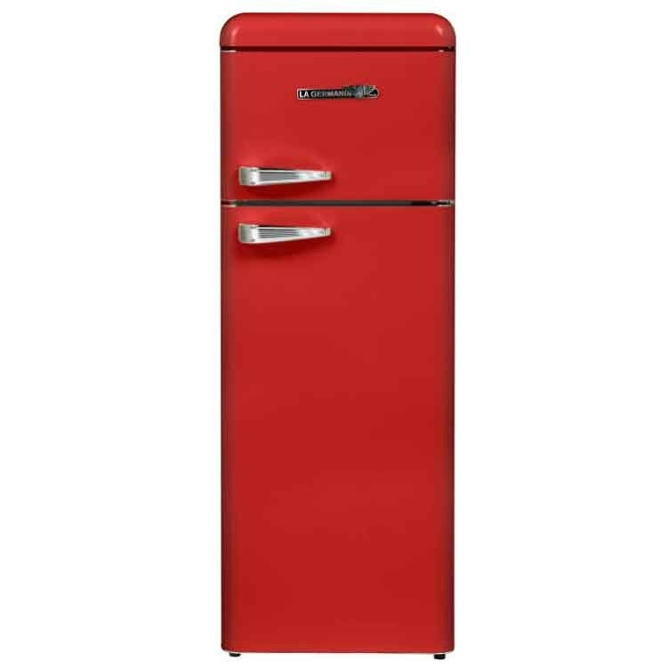 d conomies le m me en moins cher frigo smeg rouge au look vintage deco trendy a t e l i. Black Bedroom Furniture Sets. Home Design Ideas