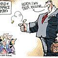 Crise bancaire: on n'a pas fini de rire
