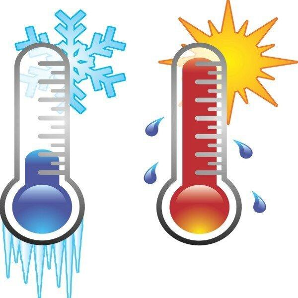 Climat chaud ou froid _