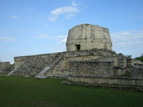 Mayapan - El Caracol (Astronomical Observatory)