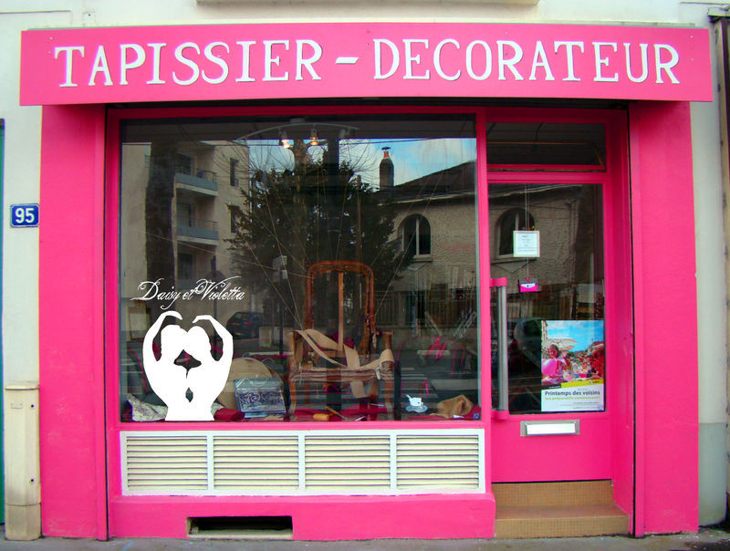bienvenue chez daisy et viloletta tapissier decorateur nantes. Black Bedroom Furniture Sets. Home Design Ideas