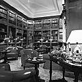 Bar Bibliothèque Hôtel de la Côte Carcassonne