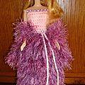 Barbie au tricot
