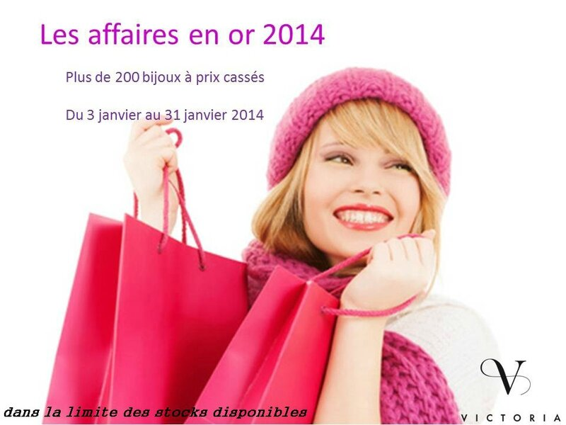 les affaires en or 2014