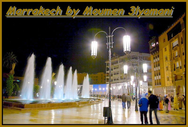 Ville Nouvelle Marrakech
