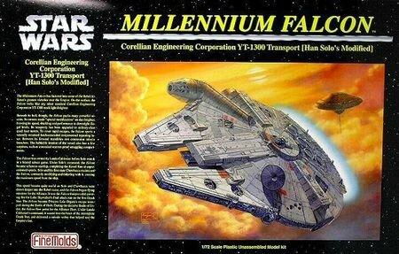 Millennium Falcon 0