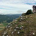 Belvédère de la roche du mas 1278m –saint-agnan-en- vercors 26420