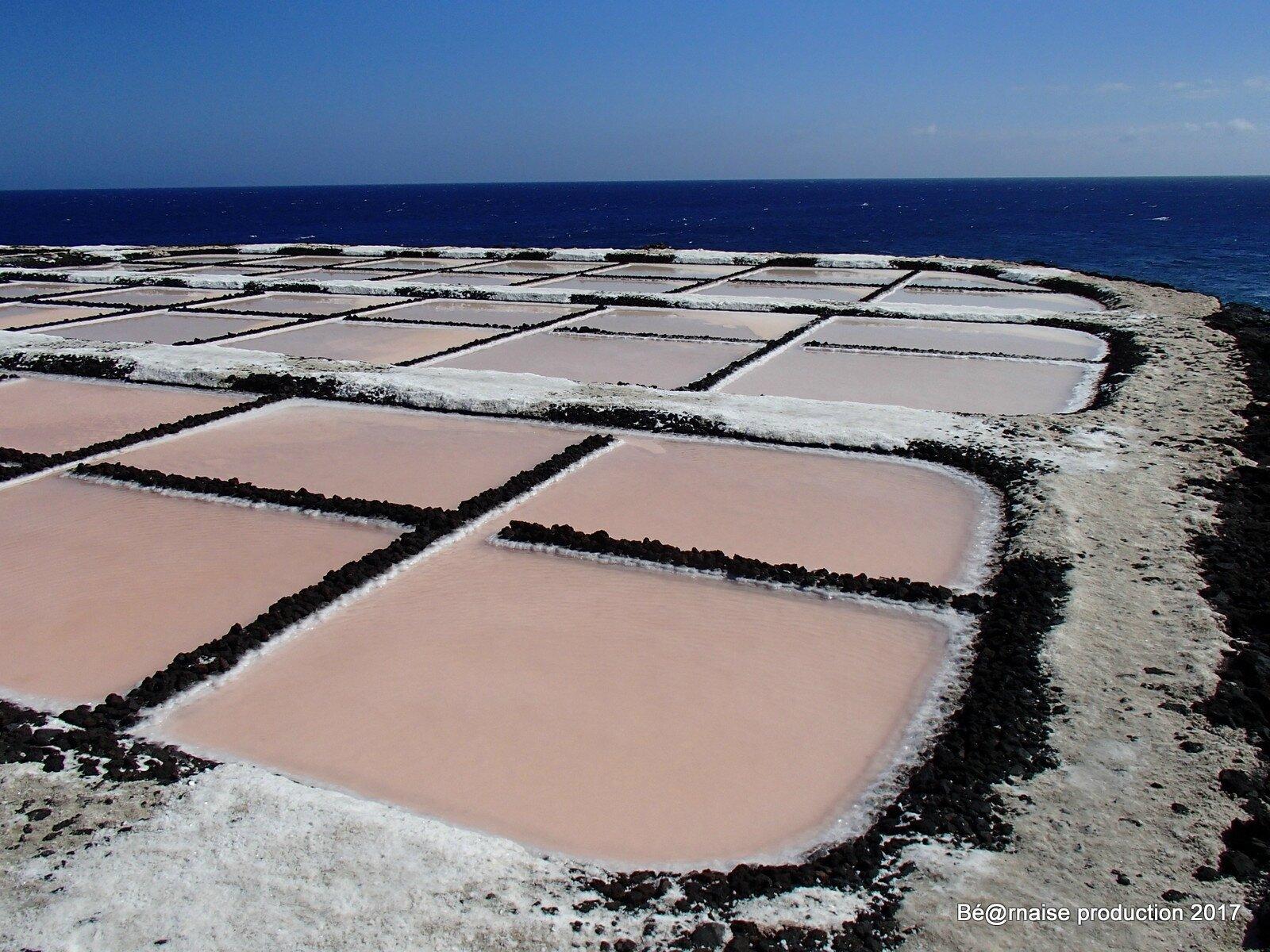 Salines de Teneglia (Fuencaliente, La Palma, août 2017)