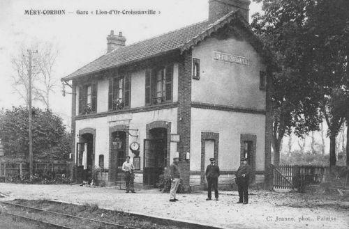 Gare de Croissanville