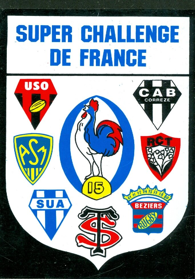 SUPER CHALLENGE DE FRANCE M14