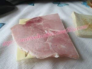 Sandwich à l'omelette13