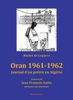 Couverture Journal d'un prètre - Oran 1961