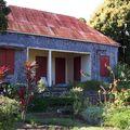 La maison creole de la grand mere de mon mari a l'ile de la reunion
