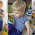 18-Ensemble pantalon bleu klein à pont17