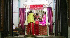 Ahmedabad, temple