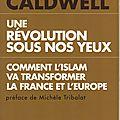 Une révolution sous nos yeux: comment l'islam va transformer la france et l'europe - par christopher caldwell
