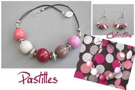 Pastilles-collier